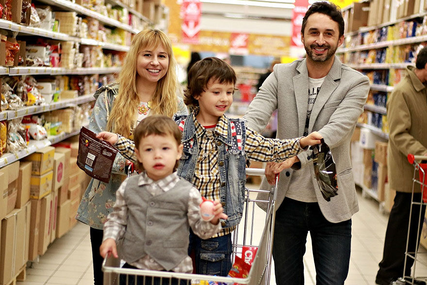 Bevásárlás a hagyományos módon vagy online?