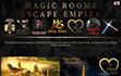 magicrooms.hu Szabadulószoba a legjobb rejtvényekkel