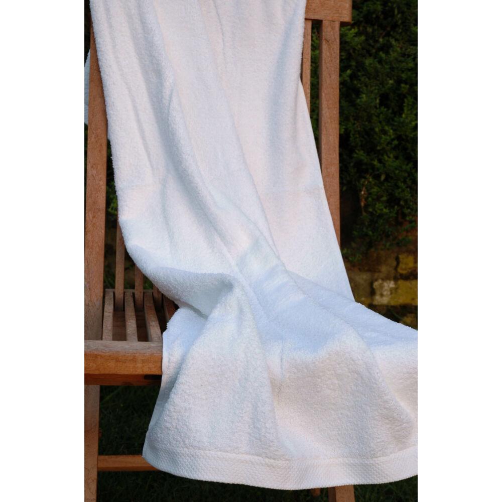 fehér színű Pure törölköző