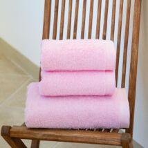Pure rózsaszín törölköző