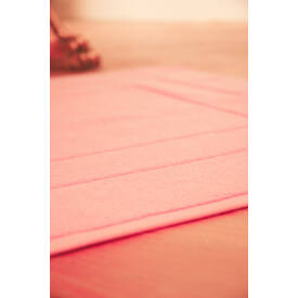 Flair rózsaszín kádkilépő