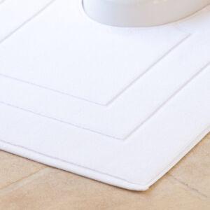 Flair fehér wc kilépő szőnyeg