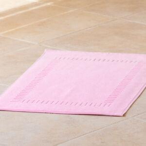 Boheme rózsaszín kádkilépő